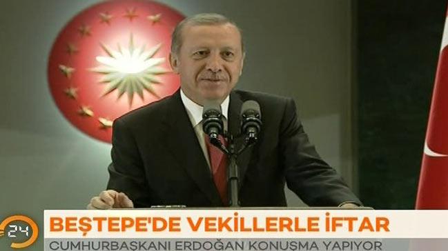 Cumhurbaşkanı Erdoğan'dan Cameron'a sert çıkış