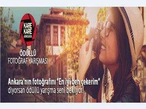 ATO'dan Kare Kare Ankara fotoğraf yarışması