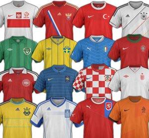 EURO 2016'da takımlar hangi sloganı kullanıyor.