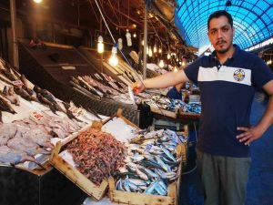 Av yasağına rağmen Ramazan ayında balık ucuzladı
