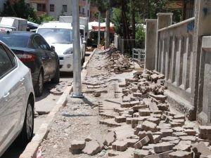Diyarbakır'da elektrik telleri yeraltına alınıyor