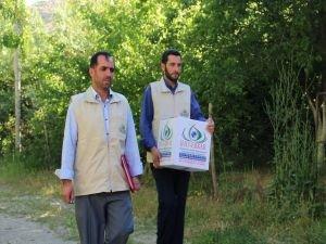 IHO EBRAR Ramazan yardımlarına devam ediyor