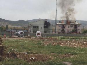Karakola roketli saldırı: 1 ölü 3 yaralı