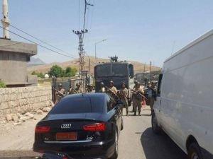 Şırnak'a girmek isteyen HDP'li heyete izin verilmedi