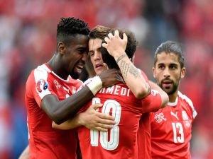 Romanya: 1 -İsviçre: 1