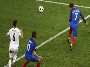 Fransa 2-0 Arnavutluk