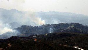 Karamanlı köyü Esed rejimin kontrolüne geçti