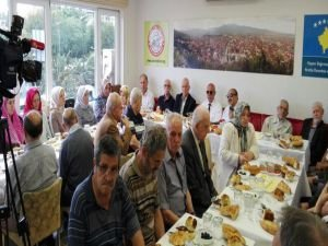 Kosova Prizrenliler iftarda buluştu