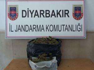 52 kilogram uyuşturucu ele geçirildi