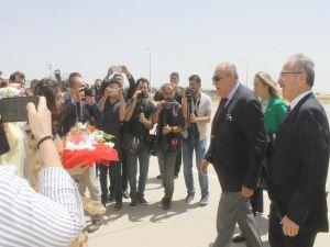 Başbakan Yardımcısı Türkeş Mardin'e geldi