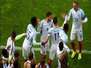 İngiltere 2-1 Galler