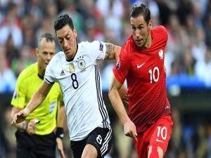 Almanya 0-0 Polonya