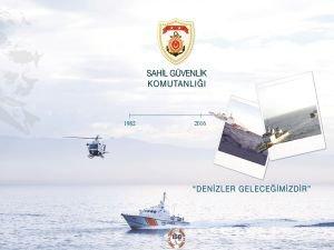 Akar, Sahil Güvenlik Komutanlığı'nın kuruluşunu kutladı