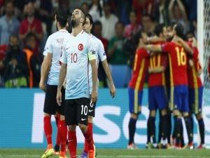 İspanya 3-0 Türkiye