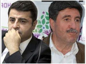 HDP'de yol ayrımı