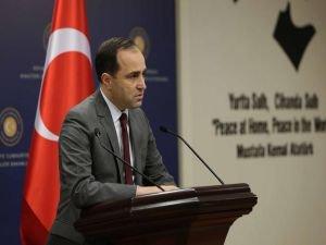 """Dışişleri'nden """"vize serbestisi"""" açıklaması"""