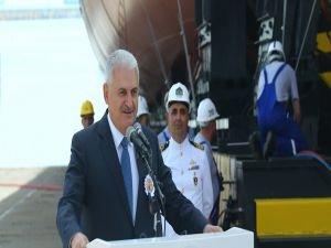 Başbakan Yıldırım'dan 'Güçlü Ordu' vurgusu