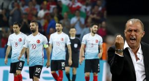 Tatsız veda! EURO 2016 maceramız bitti