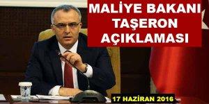Bakan Ağbal'dan Taşerona Kadro ile ilgili açıklama