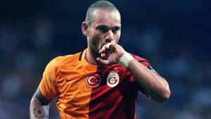 Galatasaray'da Wesley Sneijder sayfası kapandı mı?