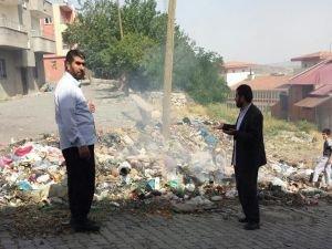Şırnak'ta halkın çöp ve susuzluk isyanı