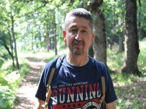 Rıdvan Şükür, Sapanca dağ koşusuna katılıyor