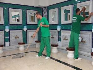 Zeytinburnu'nda Cami tuvaletlerinde ücretsiz dönem