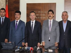 Diyarbakır'da Tekstil Organize Sanayi Bölgesi çalışmaları başladı