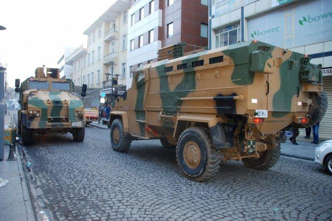 Sur'da çıkan çatışmada bir asker hayatını kaybetti