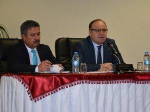 Siirt'te Yılının ilk 'İl Koordinasyon Kurulu Toplantısı'