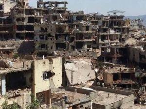 Şırnak'ta hasar tespit çalışmaları başladı