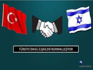 """Türkiye İsrail """"uzlaşıyor"""""""