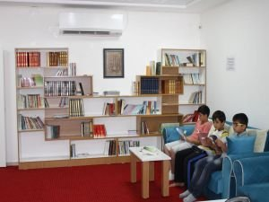 Cami'de gençlik merkezi