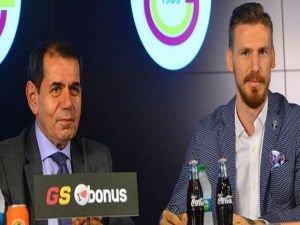 Galatasaray, Serdar Aziz ile sözleşme imzaladı