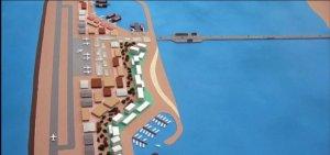 İsrail Akdeniz'de yapay bir ada oluşturacak