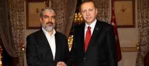 Halid Meşal'den Cumhurbaşkanı Erdoğan'a teşekkür