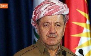 Barzani'den Rûdaw'a geçmiş olsun telefonu