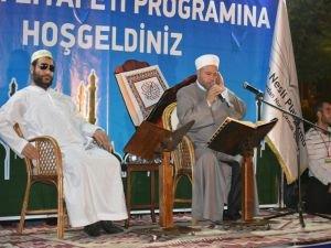 Kur'an Nesli Platformu'ndan muhteşem 'Kur'an ziyafeti'