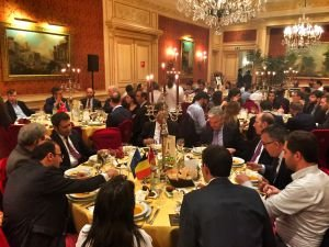 TT Mobile, kamu ve iş dünyasını iftar yemeğinde buluşturdu