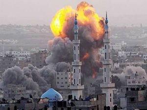 Deyr Ez Zor'da hava saldırısı: 35 ölü 70 yaralı!