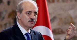 Kurtulmuş: Osmanlı'dan sonrası zulüm tarihi