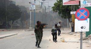 Somali'de otele yapılan saldırıda En az 15 ölü