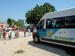 Bilim Tohumları Ekibi Kırşehir'deki çocuklarla buluşacak