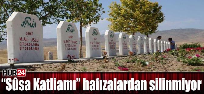 PKK'nın vahşi katliamlar dizisinin en büyük tanığı Susa