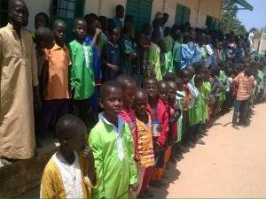 Avrupa Yetim-Der'den Afrikalı öğrencilerle iftar