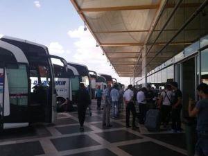 Otobüs terminallerinde biletler kimlik numarasıyla satılacak
