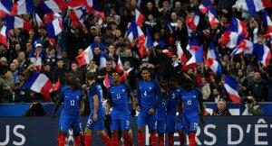 Almanya ve Fransa çeyrek finale kaldı