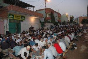 HÜDA PAR Çınar teşkilatından iftar yemeği