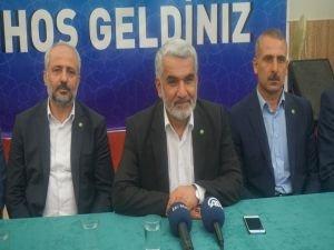 """Yapıcıoğlu: """"Çukur siyasetinin en büyük mağduru halktır"""""""