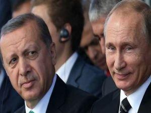 Kremlin'den açıklama: Erdoğan, Putin'e mektup yazdı
